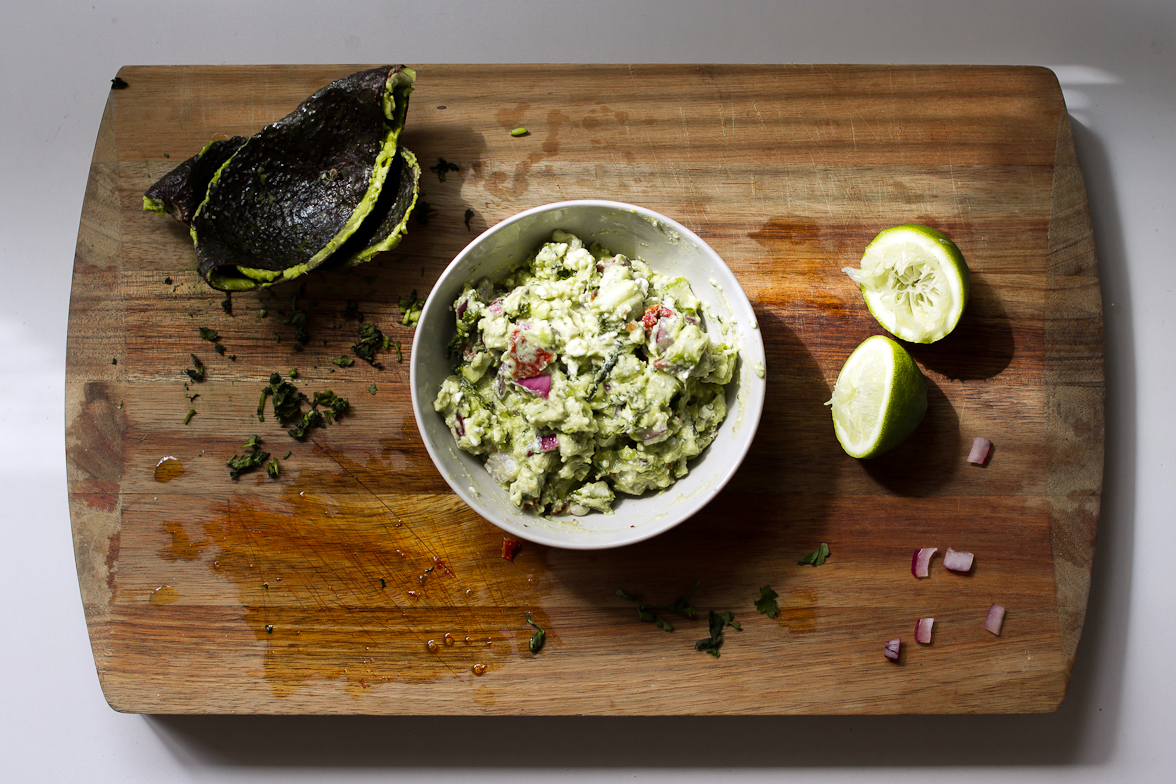 how to make the best smashed avocado